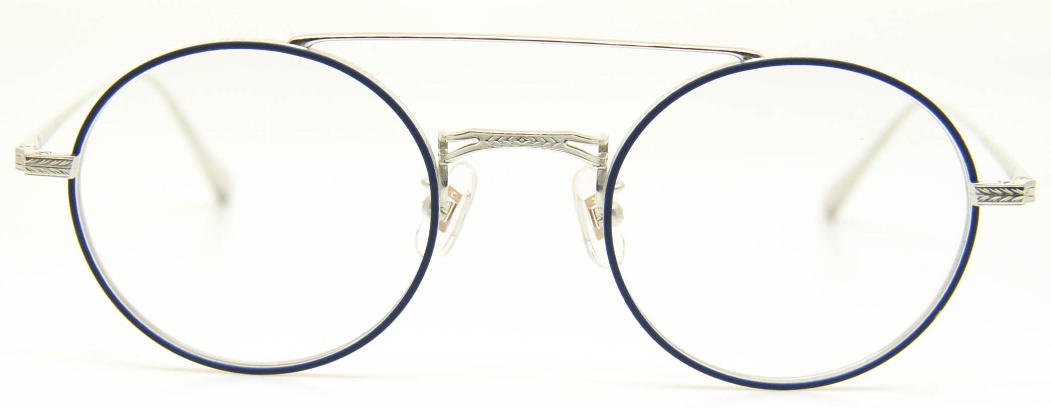 眼鏡のカラータイプ【Front】