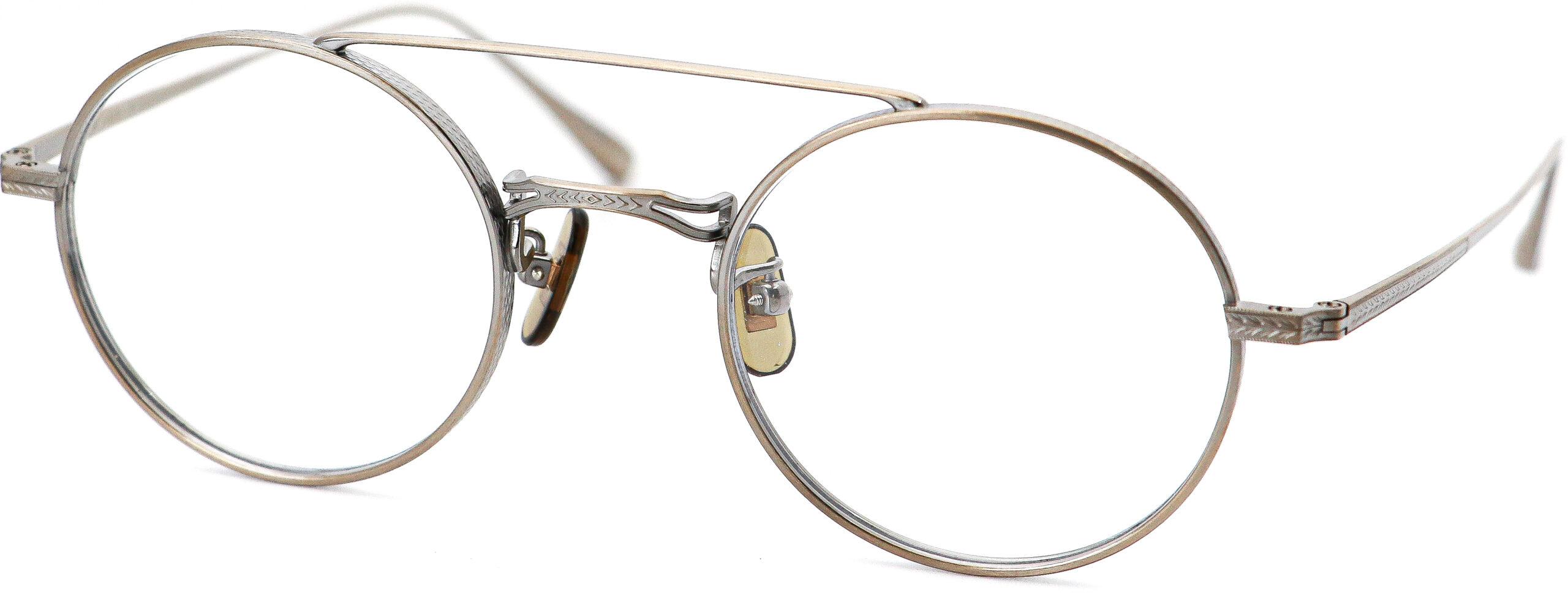 眼鏡のカラータイプC-3 At-Gold