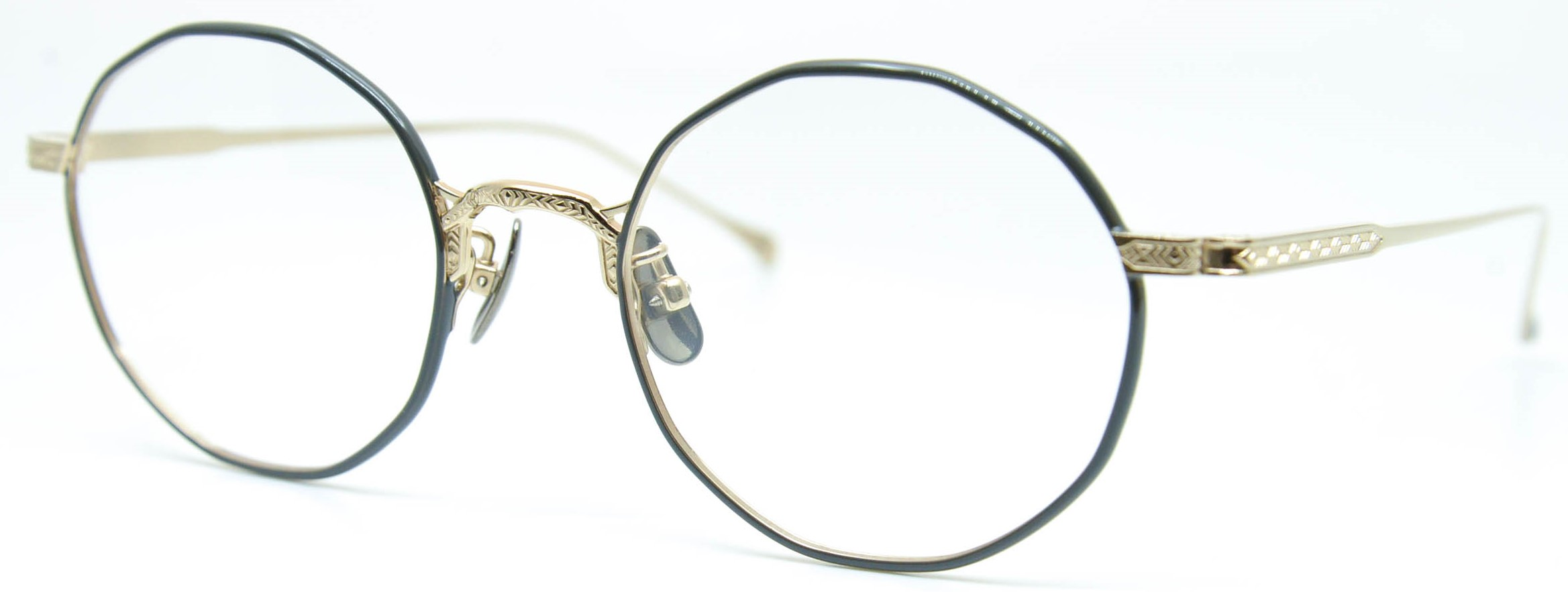 眼鏡のカラータイプC-5 Gray/Gold