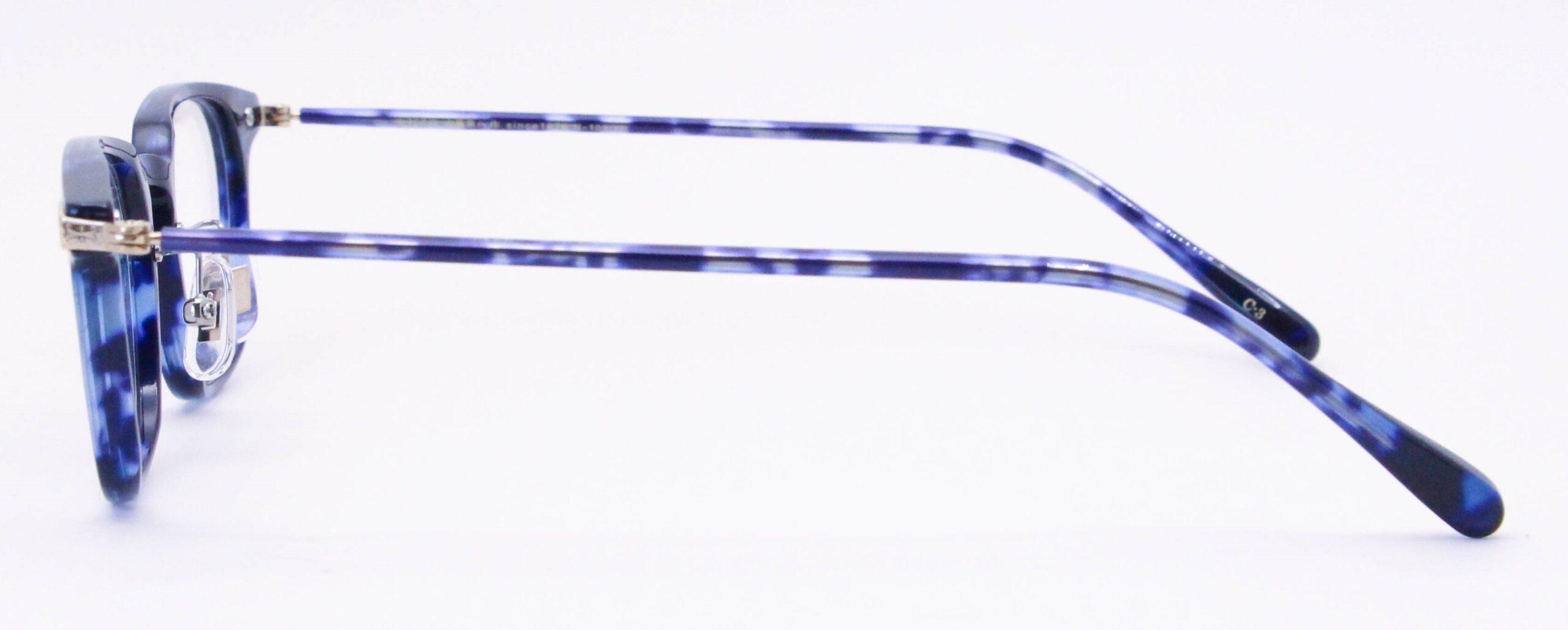 眼鏡のカラータイプ【Side】