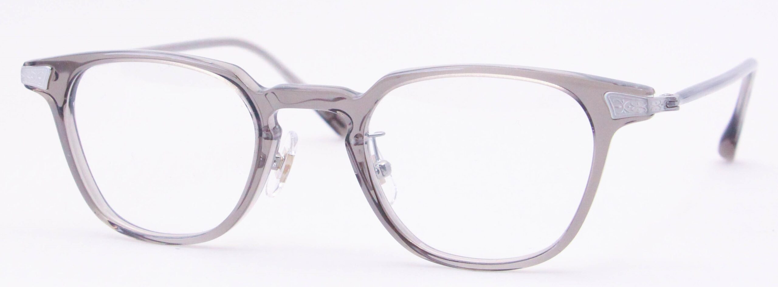眼鏡のカラータイプC-6 Gray/Silver