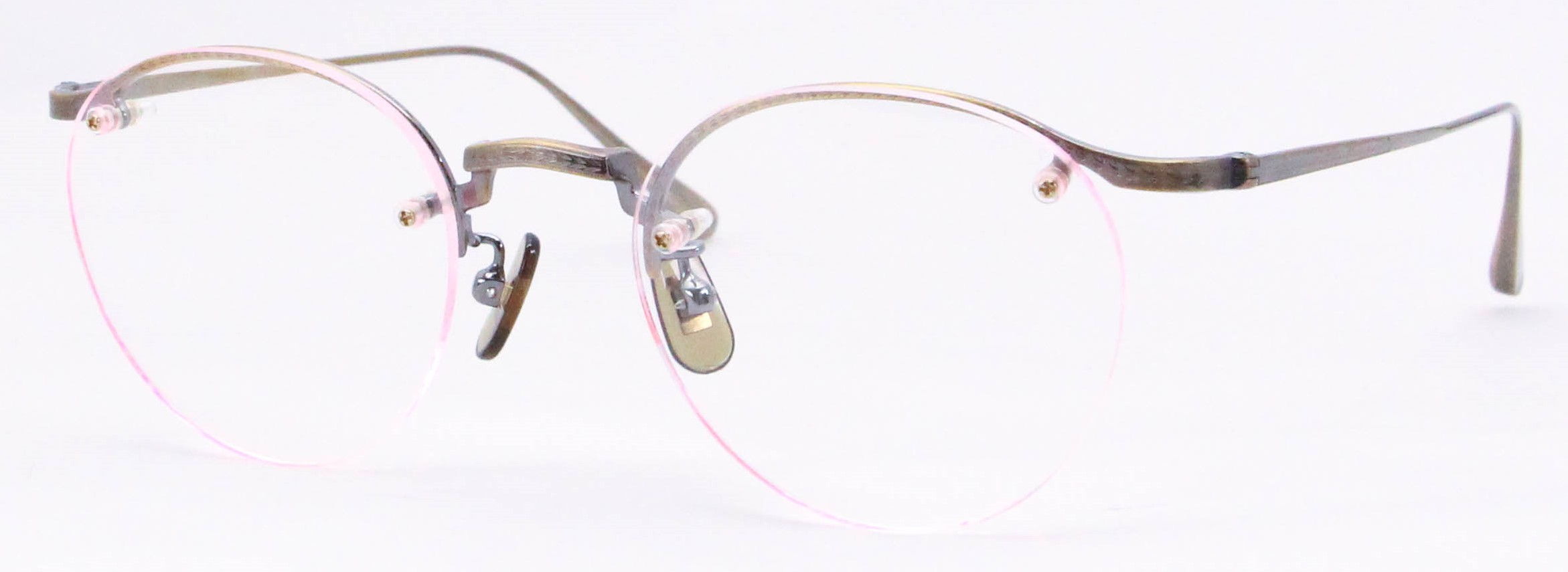 眼鏡のカラータイプC-4 At-Gold